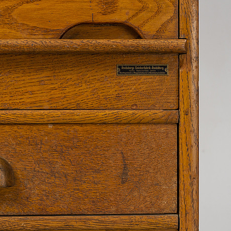 A cabinet from the first half of the 20th century