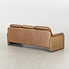 Couch, de sede 1970's, leather