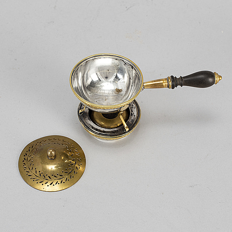 Guerlain, parfymbrännare, sent 1800-tal.