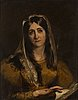 Unknown artist, 19th cenrury, oil on canvas
