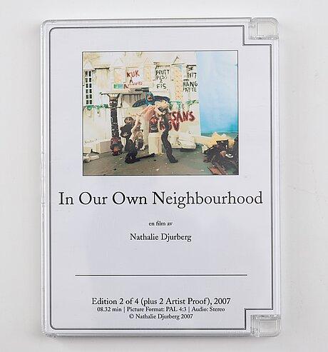 """Nathalie djurberg & hans berg, """"in our own neighbourhood""""."""
