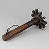 StÄmpel, smide och trä, 1800-tal.