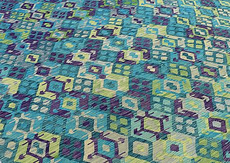 A carpet, kilim, ca 294 x 260 cm