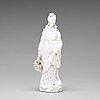 Figurin, blanc de chine. samson, omkring 1900.