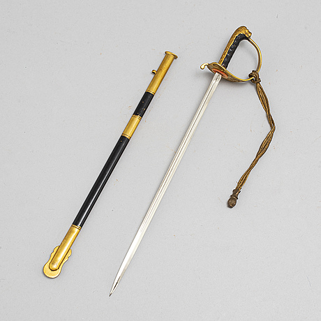 A 20th century letter opener.