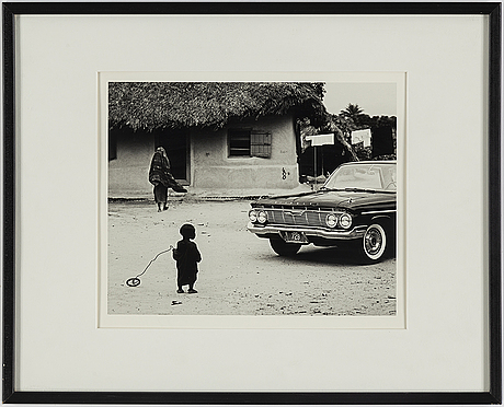 Rune hassner, photography, signed and numbered 8/50.