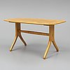 Carl malmsten, a birch 'stora salen' coffee table.