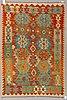 A rug, kilim, ca 156 x 130 cm