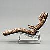 A 'fenix' easy chair by sam larsson, dux