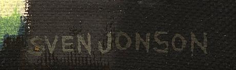 Sven jonson,