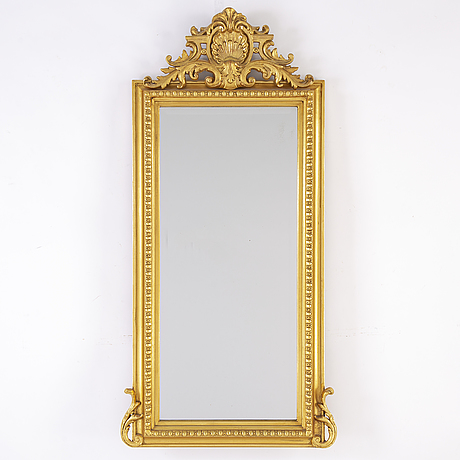 early 20th century mirror