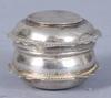Kyrkdosa, silver, 1800-tal. 22 gram.