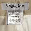 Christian dior, trousers.