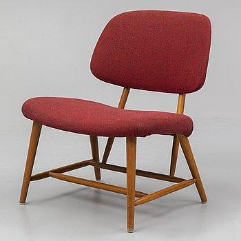 ALF SVENSSON, a 'Teve' easy chair, Alf Svensson, Studio Bra Bohag Ljungs Industrier AB, Malmö, Mid 20th century.