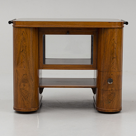 A art déco bar cabinet from the 1930's.