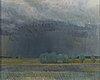 Veikko vionoja, olja på duk, signerad och daterad -69.