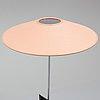 Lars bessfelt, a pair of 'hockey' floor lamps, ateljé lyktan, Åhus. model designed 1986.