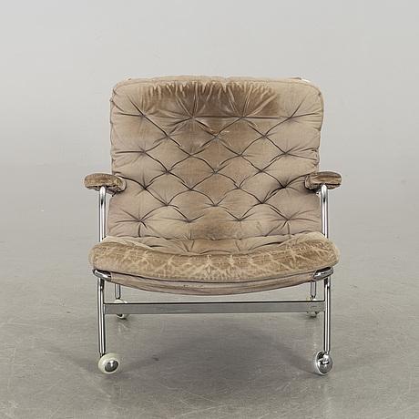 """Bruno mathsson, armchair """"karin"""", dux"""