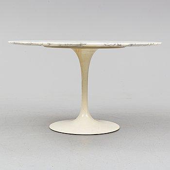 EERO SAARINEN, a 'Tulip' table, Knoll, Switzerland.