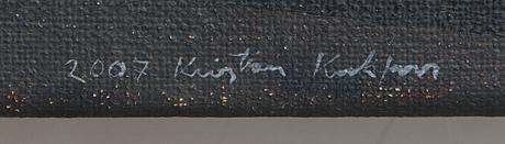 """Kristian krokfors, """"thecitylights""""."""