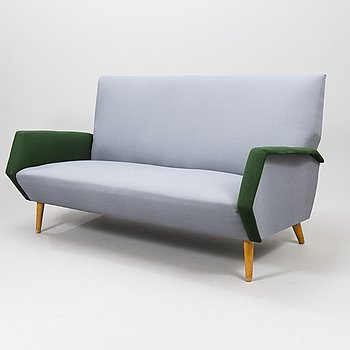 GIO PONTI, sofa, manufactured by Asko 1957-1959.