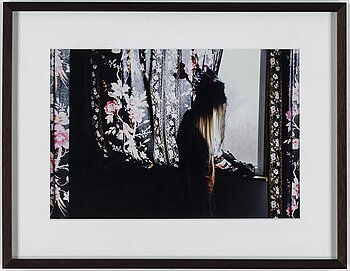 JENNY KÄLLMAN, photograph signed and numbered 2/5 on label verso.
