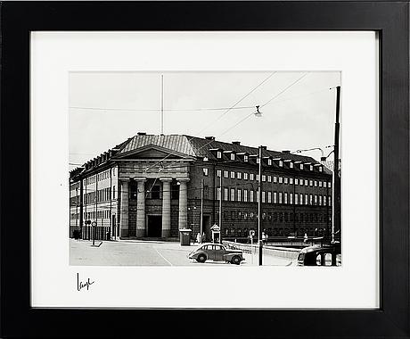 Åke lange,  gelatin silver photography, vintage.