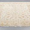A carpet, tabriz, part silk, ca 258 x 199 cm.