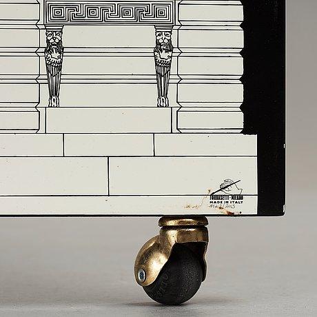 Piero fornasetti, a room divider, milano, italy 2013.