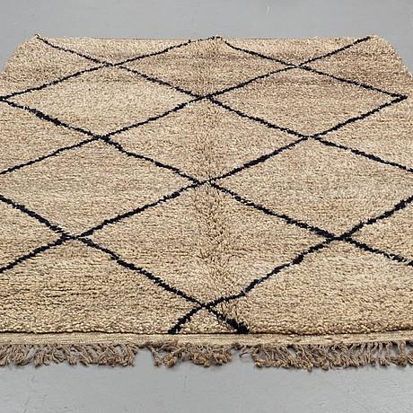 A rug, morocco, ca 250 x 172 cm.