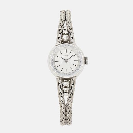 Certina, wristwatch, 17 mm.