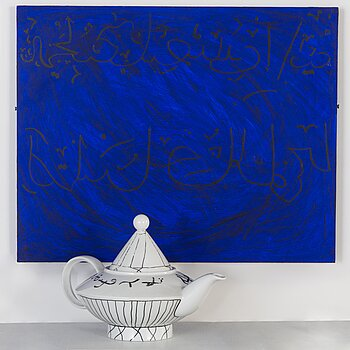 "ROSA LIKSOM, ""ARABIC NIGHTS""."