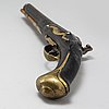 A danish flintlock pistol 1751 pattern.