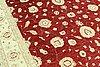 A carpet, ziegler design, ca 390 x 293 cm.