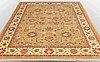 A carpet, ziegler design, ca 283 x 221 cm.