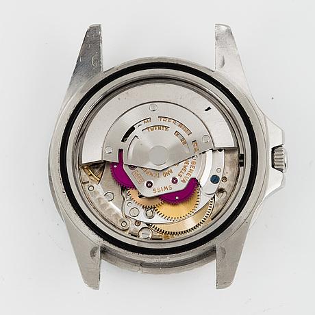 """Rolex, gmt-master, """"gilt dial""""."""