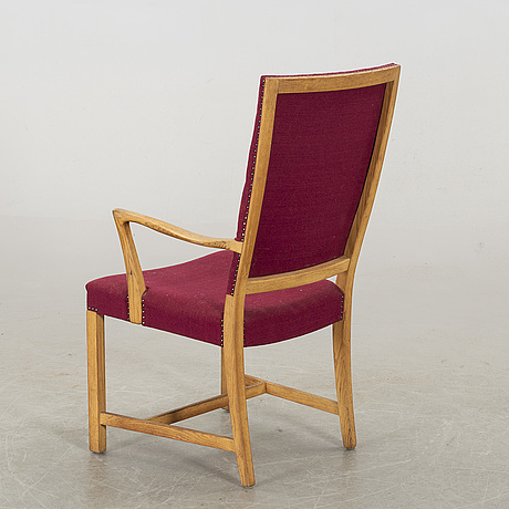 Karl-erik ekselius, chairs, 1960's.