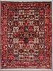 A bakthiari carpet, ca 410 x 317 cm.