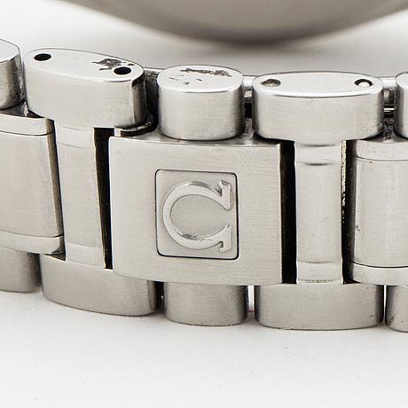 Omega, speedmaster, date, chronograph, wristwatch, 39 mm.