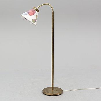 JOSEF FRANK, a model 1838 brass standard light, Svenskt Tenn, Sweden.