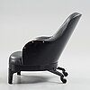 "Mats theselius, a ""the ritz"" easy chair for källemo, sweden post 1994."