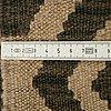 A rug, kilim, ca 201 x 153 cm.