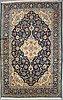 A carpet, kashan 452 x 296 cm.