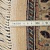 A carpet, nain, ca 302 x 192 cm.