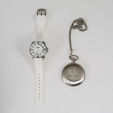 Armbandsur och fickur, fifa.