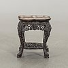A small chinese table/stool, around the year 1900.