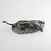 Clovis edmond masson, bronze sculpture, signed.