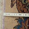A carpet, kashmar, ca 341 x 245 cm.