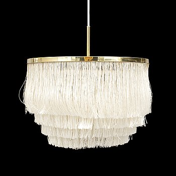 a brass ceiling lamp by Hans-Agne Jakobsson,