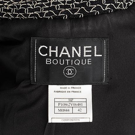 Chanel, kavaj i storlek 42 (fr).
